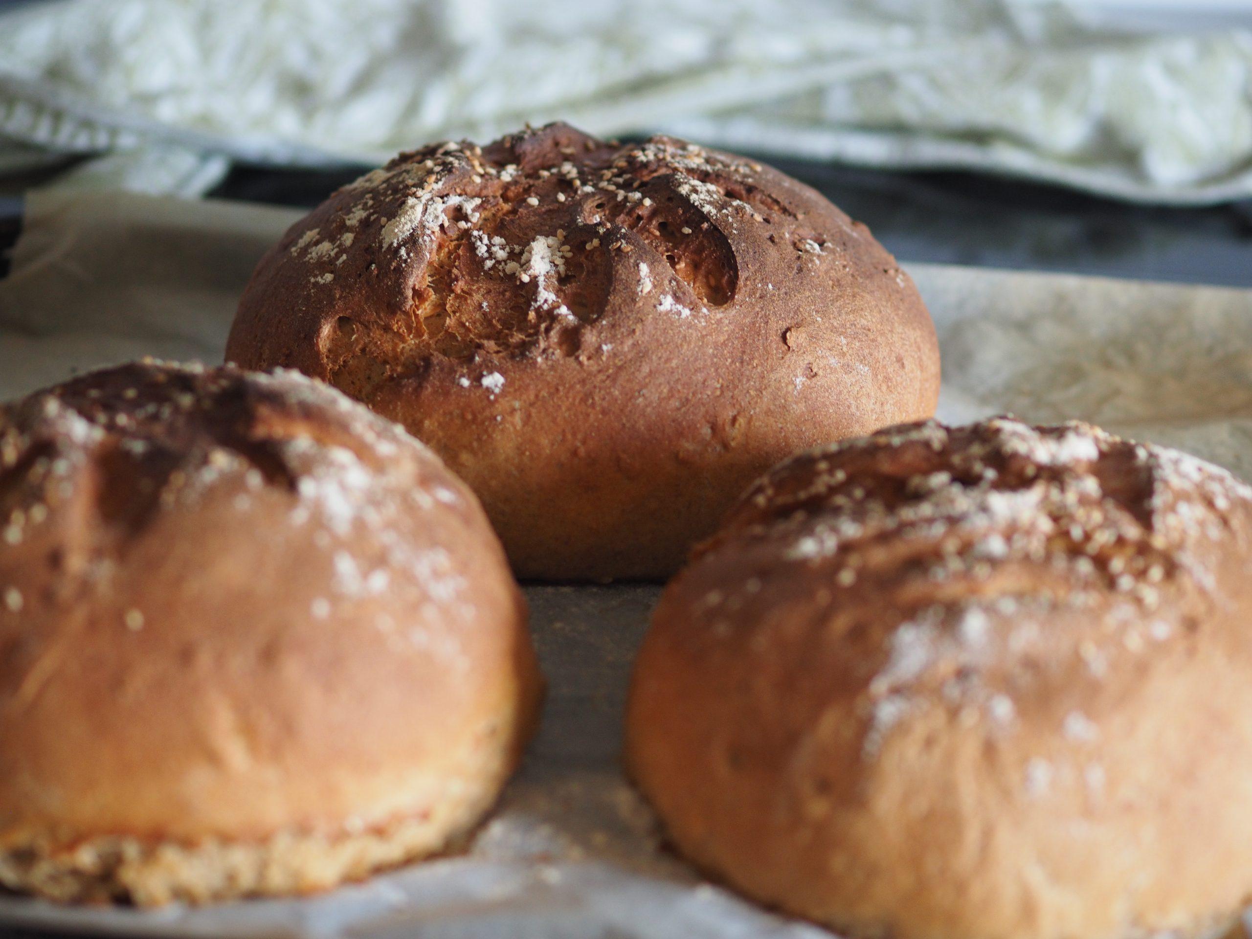 Brød med lite gjær