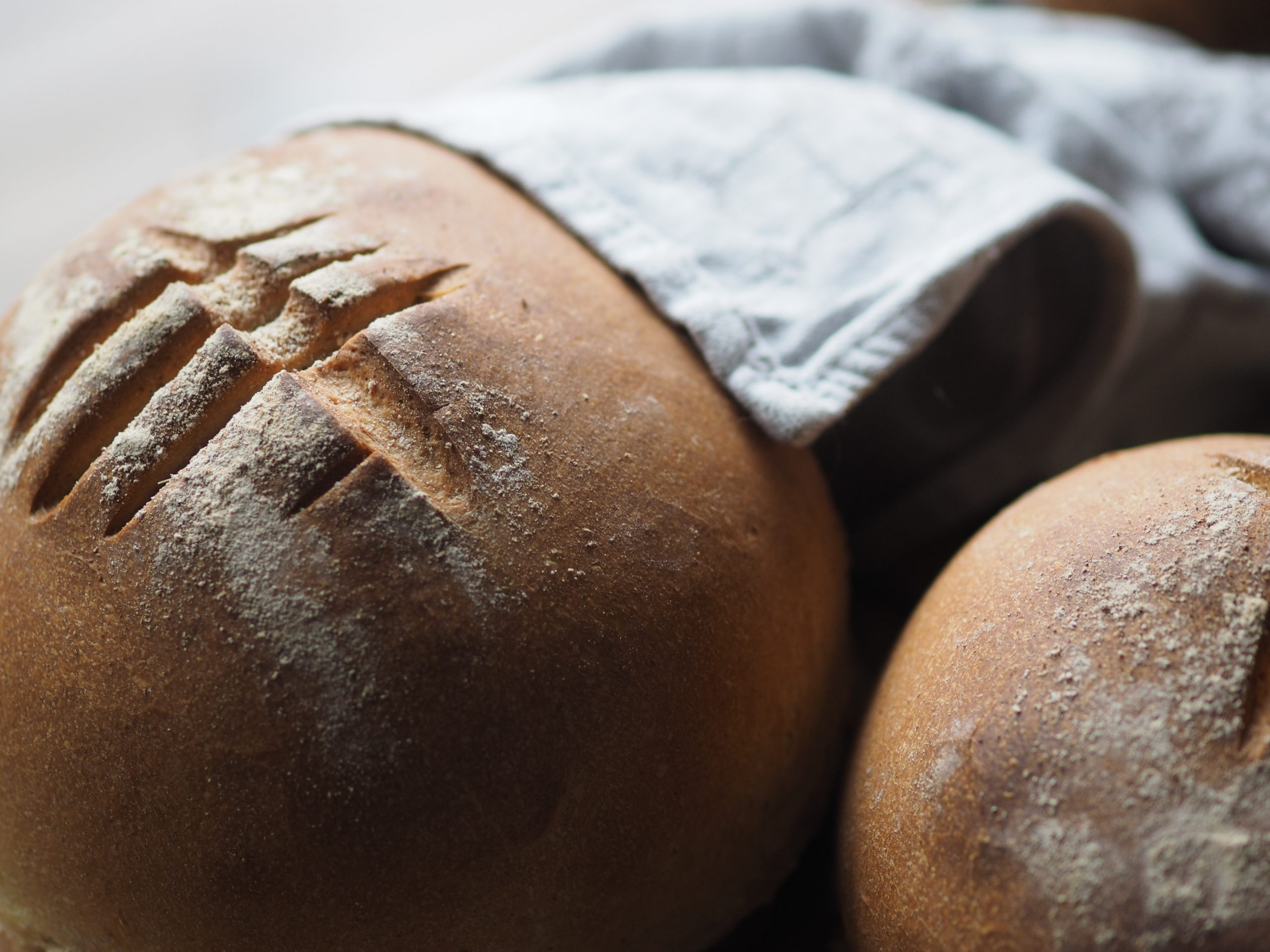 Brød med Kveik